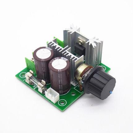 Speed Control PWM Motor 12-40VDC 10A บอร์ดควบคุมความเร็วมอเตอร์กระแสตรง 12-40V 10A