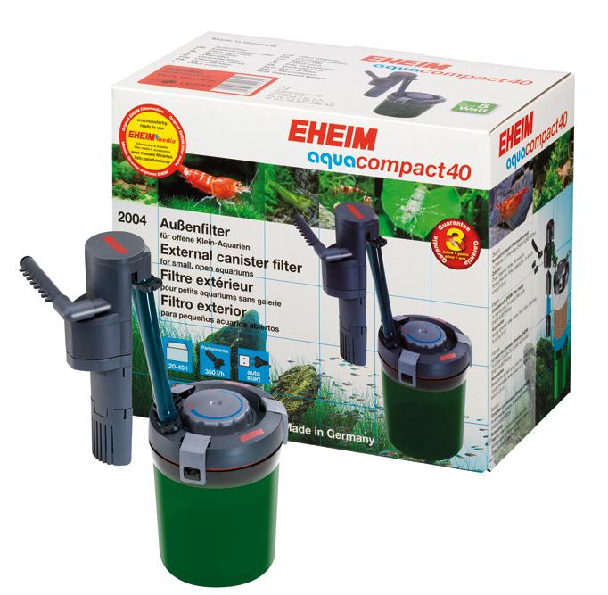 กรองนอกเล็ก Ehiem compact 40