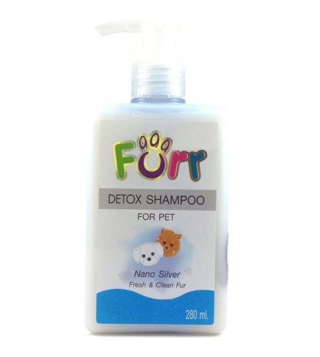 Vet Planet Furr Detox Shampoo 280ml