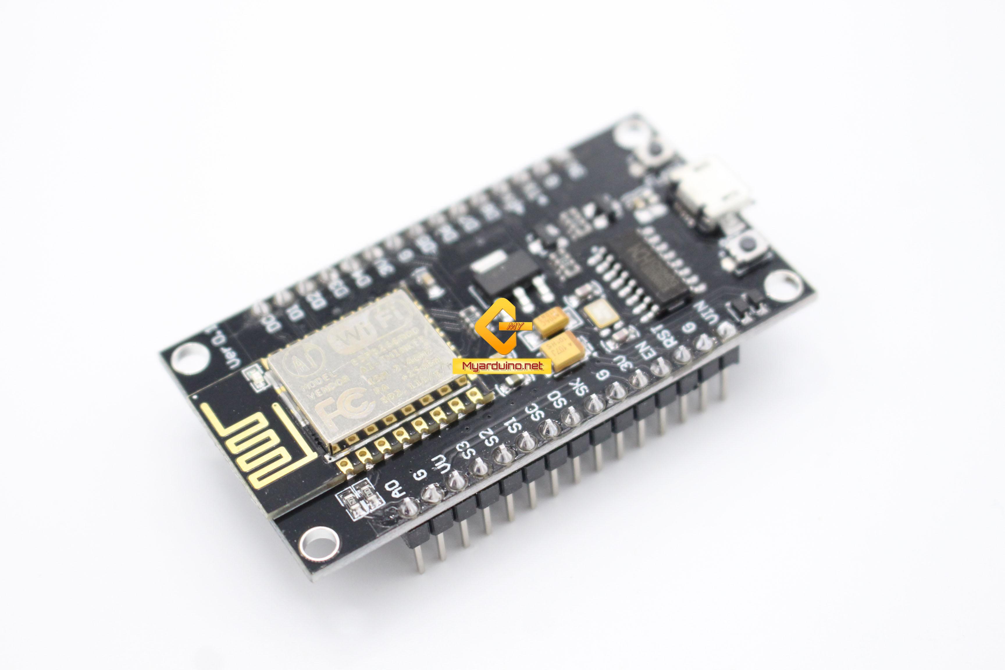 NodeMcu V3 CH340 Lua WIFI ESP8266-12E