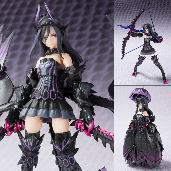Armor Girls Project Tamashii MIX - Monster Hunter: Chi wo Ankoku ni Someshi Kokushoku no Ryuuki(Pre-order)
