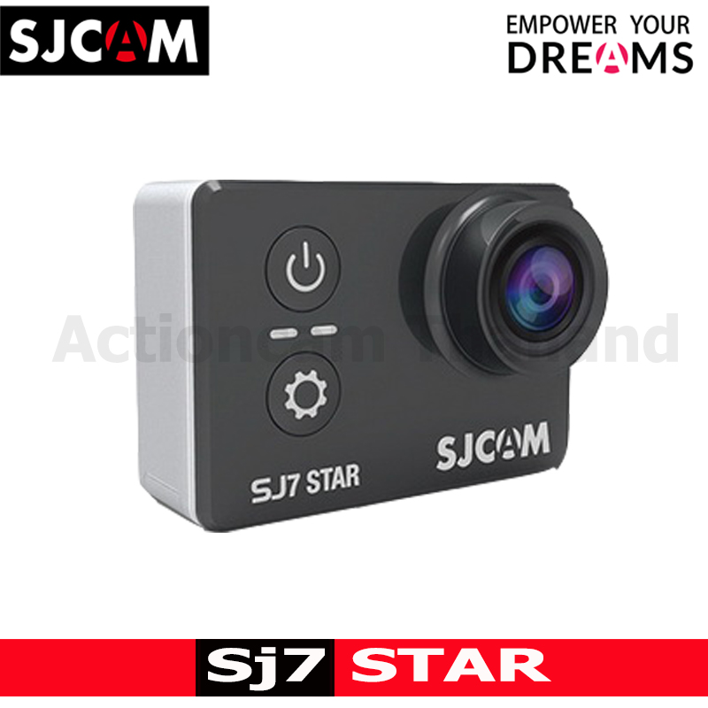 SJCAM SJ7 STAR 4K (Black)