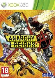 Max Anarchy Reigns (XGD3)(Burner Max) (LT+2.0)