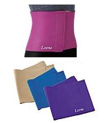 แผ่นกระชับเอว Leena Waist Trimmer สำหรับลดหน้าท้อง และเอวโดยเฉพาะ ช่วยเร่งสลายไขมันส่วนเกิน