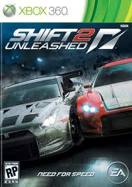 Need for Spped Shift 2 Unleashed