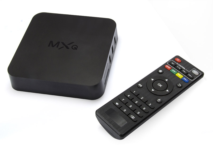 Android TV Box MXQ = Smart TV ส่งฟรี EMS