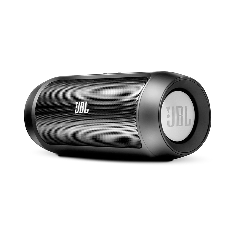 ลำโพงพกพา JBL CHARGE 2 Bluetooth Speaker (Black)
