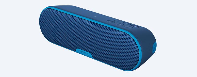 ลำโพง Sony SRS-XB2 (Blue)