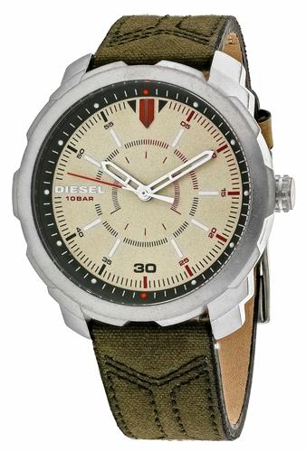 นาฬิกาผู้ชาย Diesel รุ่น DZ1735, Machinus Champange Dial Quartz Watch