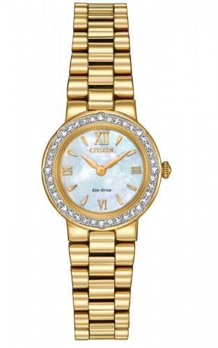 นาฬิกาผู้หญิง Citizen Eco-Drive รุ่น EW9822-83D