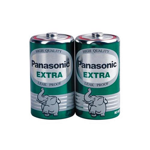ถ่านใหญ่ D Panasonic Extra (2ก้อน/1แพ็ค)
