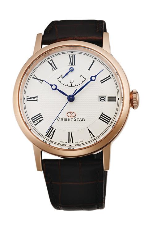 นาฬิกาผู้ชาย Orient รุ่น SEL09001W0, Orient Star Classic Automatic