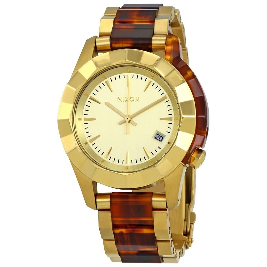 นาฬิกาผู้หญิง Nixon รุ่น A2881424, Monarch Women's Watch