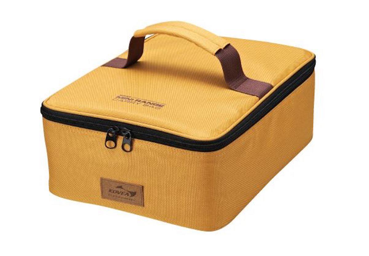 Kovea cube mini carry bag กระเป๋าใส่ เตาแก๊ส ขนาดพกพา