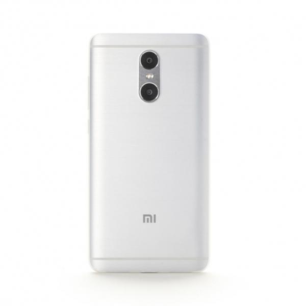เคส Xiaomi Redmi Pro Silicone Protective Case สีขาว