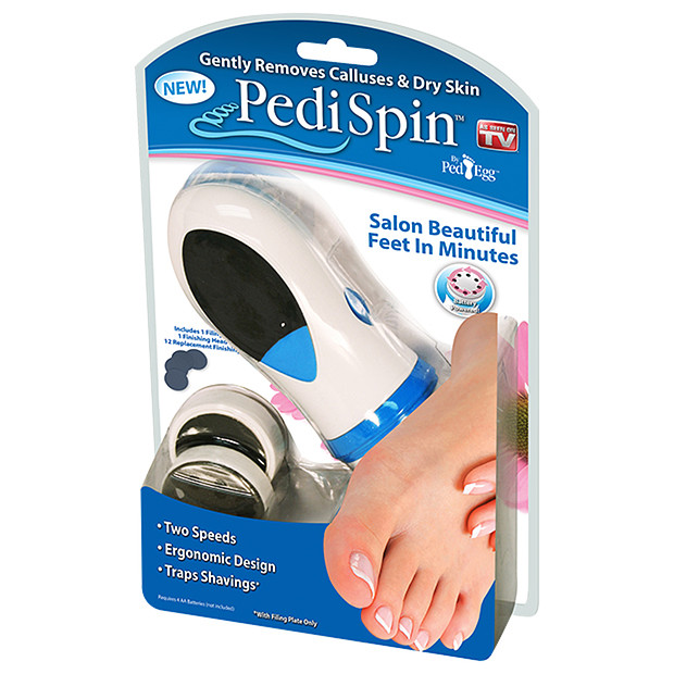 เครื่องขัดส้นเท้า PediSpin