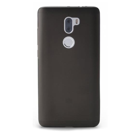 เคส Xiaomi Mi 5s Plus Silicone Protective Case - สีดำ