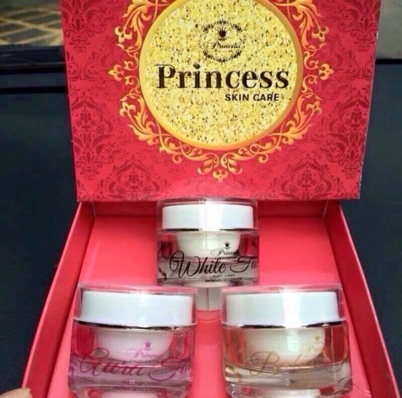Princess Skin Care ครีม พริ้นเซส สกินแคร์ เซตใหญ่ ราคาส่งถูกๆ