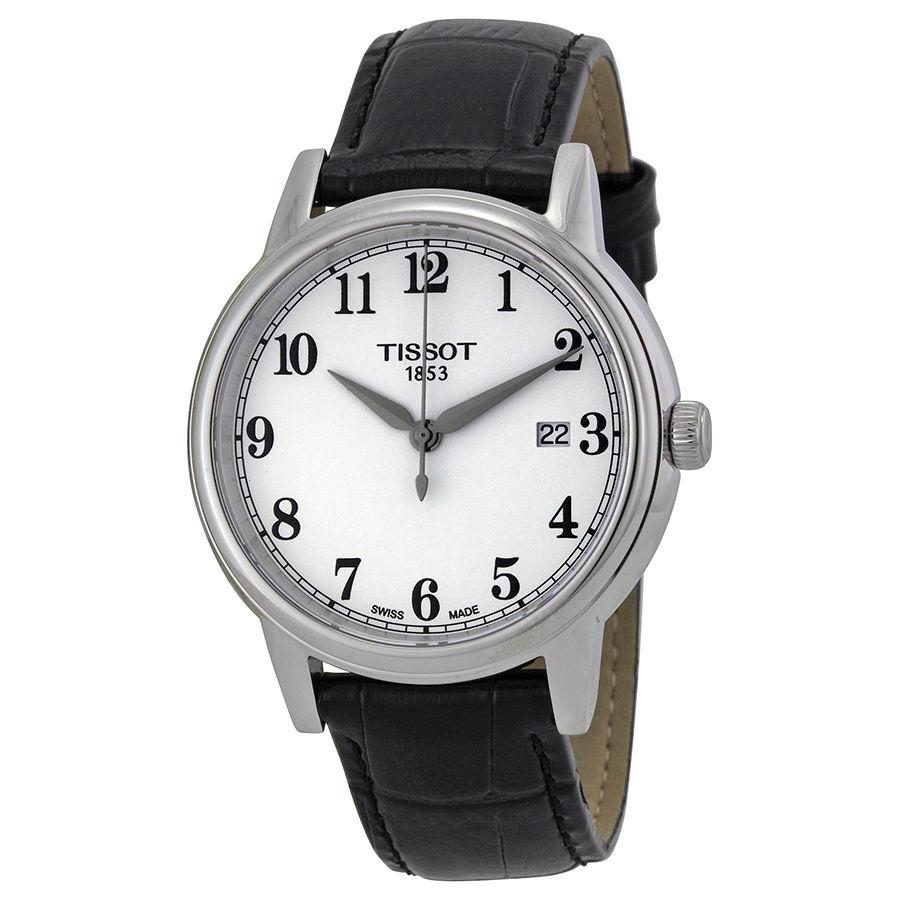 นาฬิกาผู้ชาย Tissot รุ่น T0854101601200, Carson Quartz