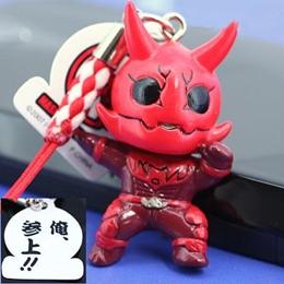 SALE พวงกุญแจ Masked Rider (Momotaros)