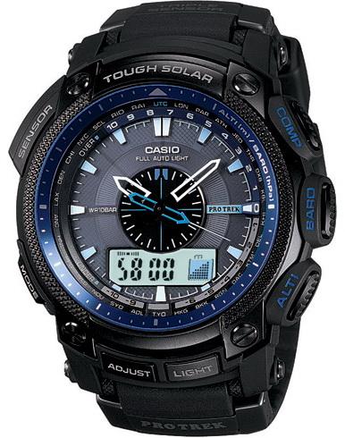 นาฬิกา คาสิโอ Casio PRO TREK ANALOG INDICATOR รุ่น PRG-500Y-1