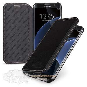 เคสหนังแท้ Samsung Galaxy S7 Edge จาก TETDED [Pre-order]