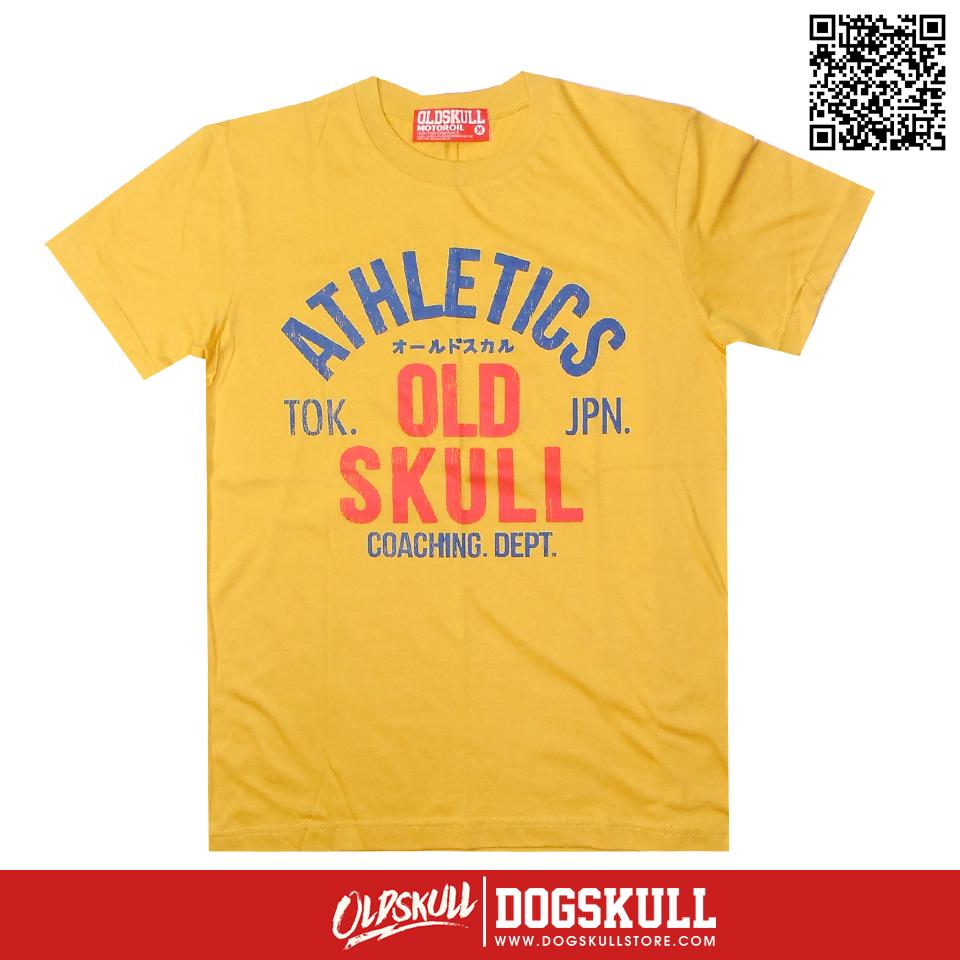 เสื้อยืด OLDSKULL : ULTIMATE #495 | YELLOW