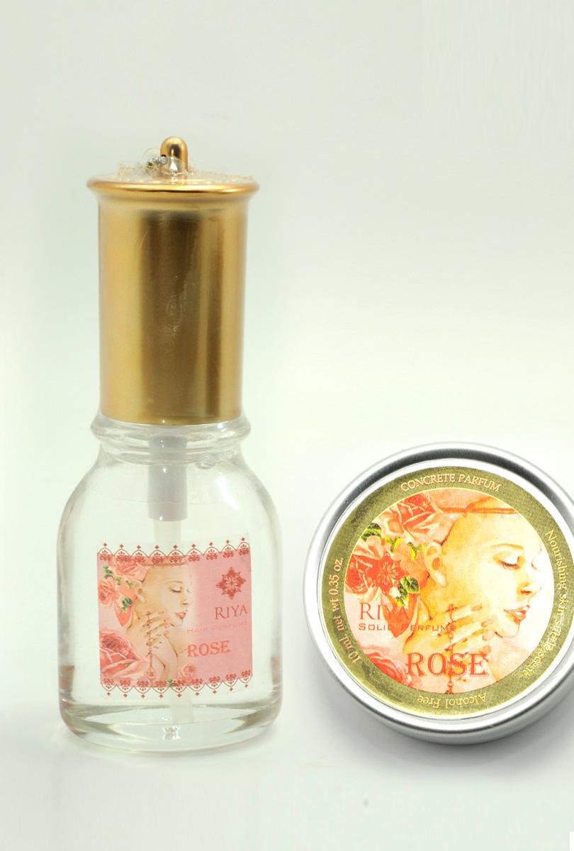 Riya Solid Perfume : Rose
