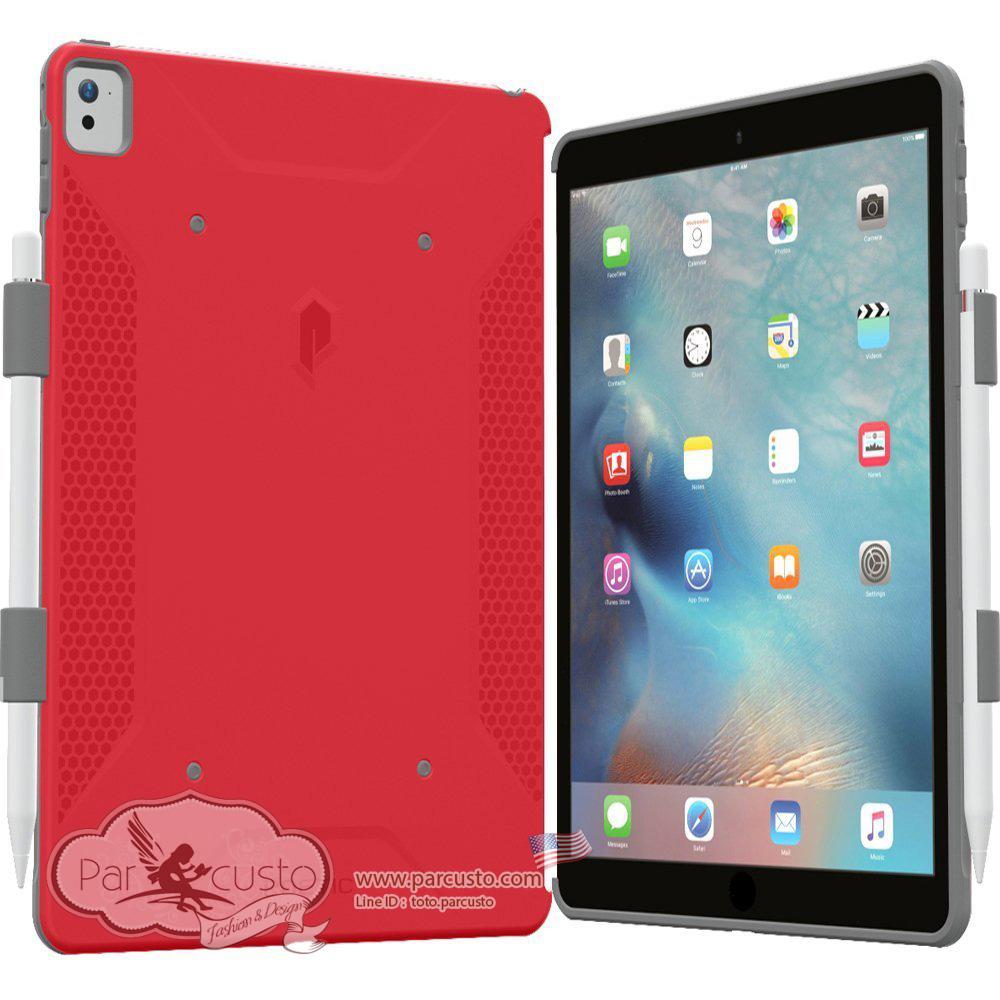 เคสกันกระแทกแบบบาง TPU Apple iPad Pro 9.7 [QuarterBack] จาก Poetic [Pre-order USA]