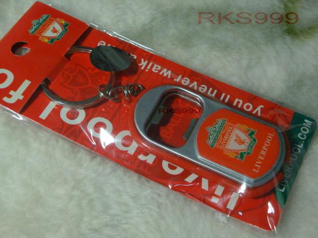 พวงกุญแจ ที่เปิดขวด+ไฟฉาย K-09
