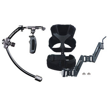 Steadicam Merlin 2 Camera Stabilizing System with Arm and Vest Upgrade Kit
