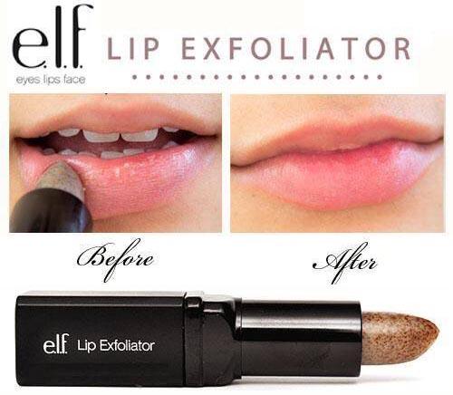 e.l.f. Studio Lip Exfoliator 4.4g.