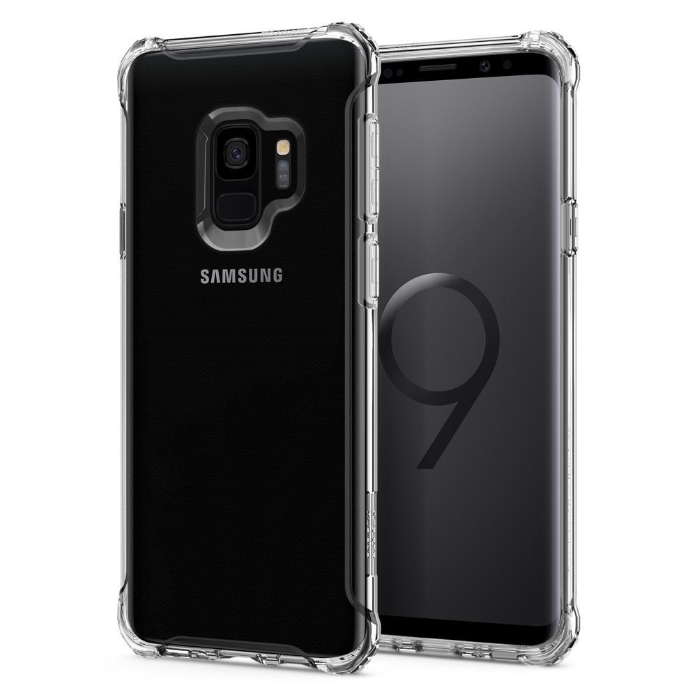 เคสกันกระแทก SPIGEN Rugged Crystal Galaxy S9