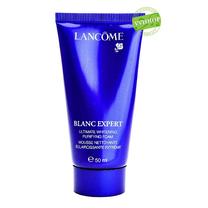 Lancome Blanc Expert Ultimate Whitening Purifying Foam 50 ml. โฟมล้างหน้าเพื่อผิวกระจ่างใสยิ่งขึ้น