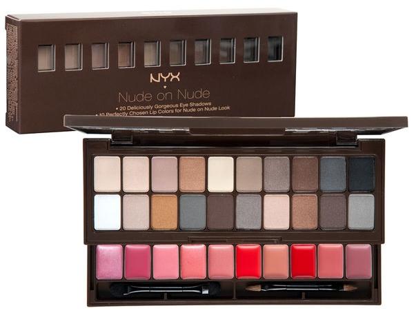 NYX Nude On Nude Palette