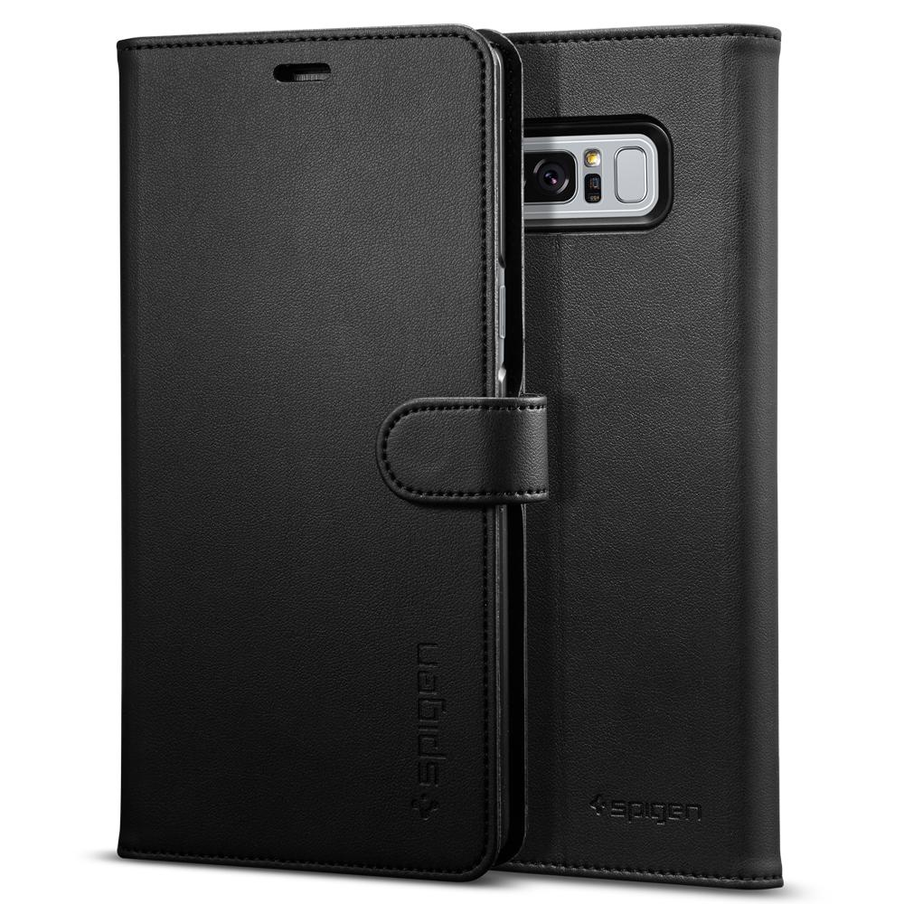 เคสฝาพับ SPIGEN Wallet S Galaxy Note 8