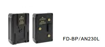 Batteries, Chargers, On-Camera Light Accessries, Cases & Bags FD-BP/AN 230L