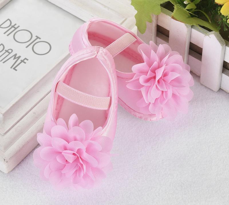 รองเท้าเจ้าหญิงดอกไม้ใหญ่