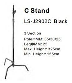 Lighting Stands&Background LS-2902C