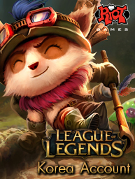 ID League of Legends [Korea]