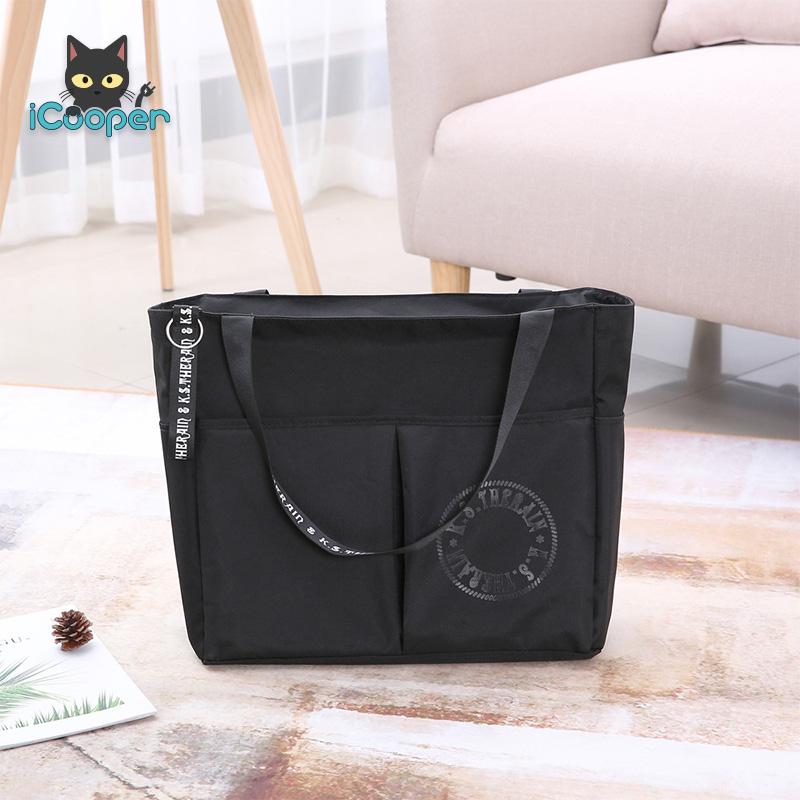 RONG.SHI.DAI Travel Bag (Black)