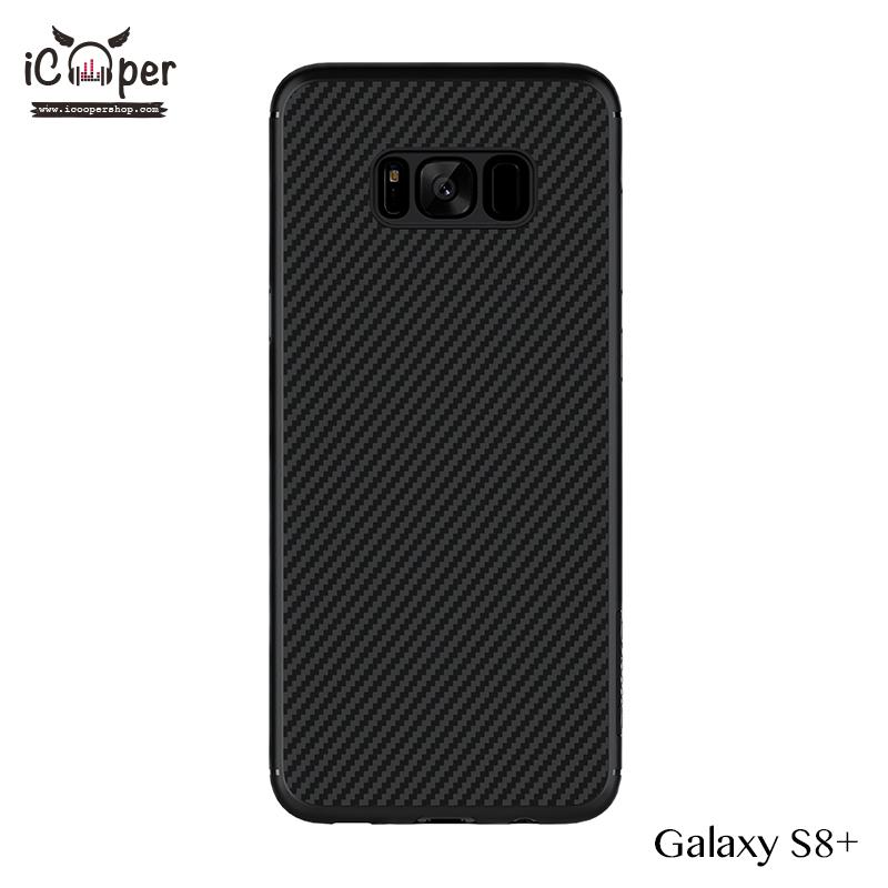 Nillkin Synthetic Fiber - Black (Galaxy S8+)