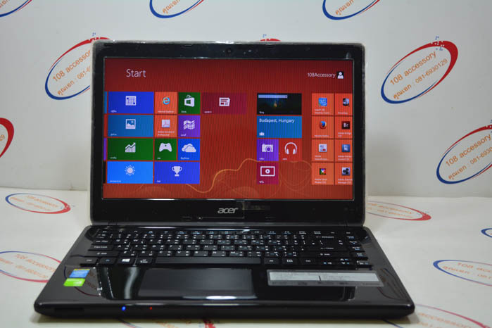 (Sold out) ACER Aspire E1-472G