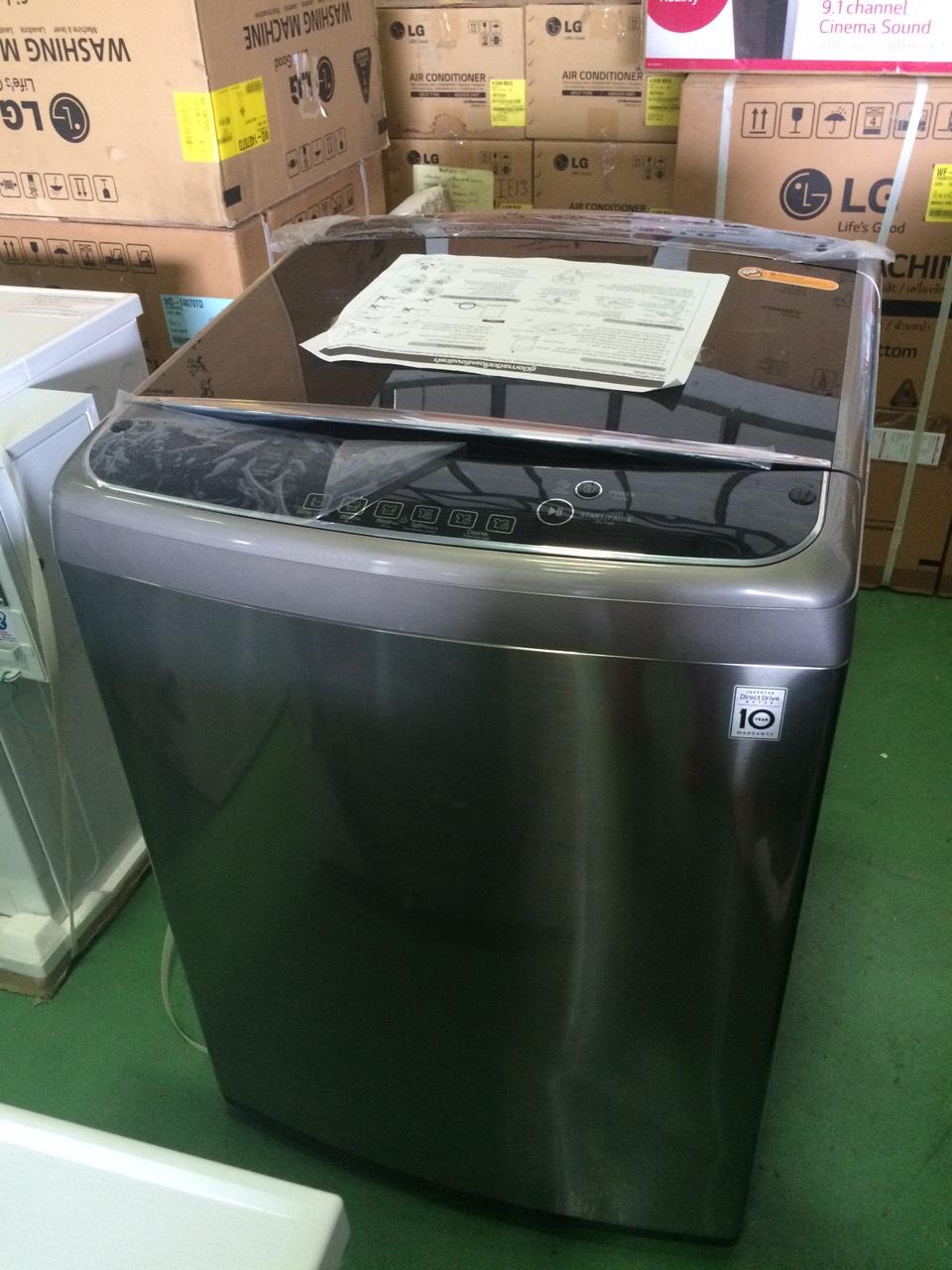 เครื่องซักผ้าฝาบน ระบบ 6 MOTION INVERTER DIRECT DRIVE ขนาดซัก 20 KG LG SAPIENCE WT-S2085TH (ของใหม่ประกันศูนย์)