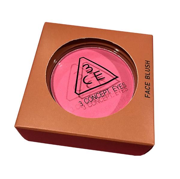 3CE 3 Concept Eyes Face Blush บลัชออนสีสวย No.6
