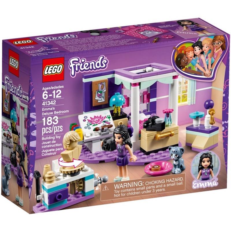 LEGO Friends 41342 เลโก้ Emma's Deluxe Bedroom