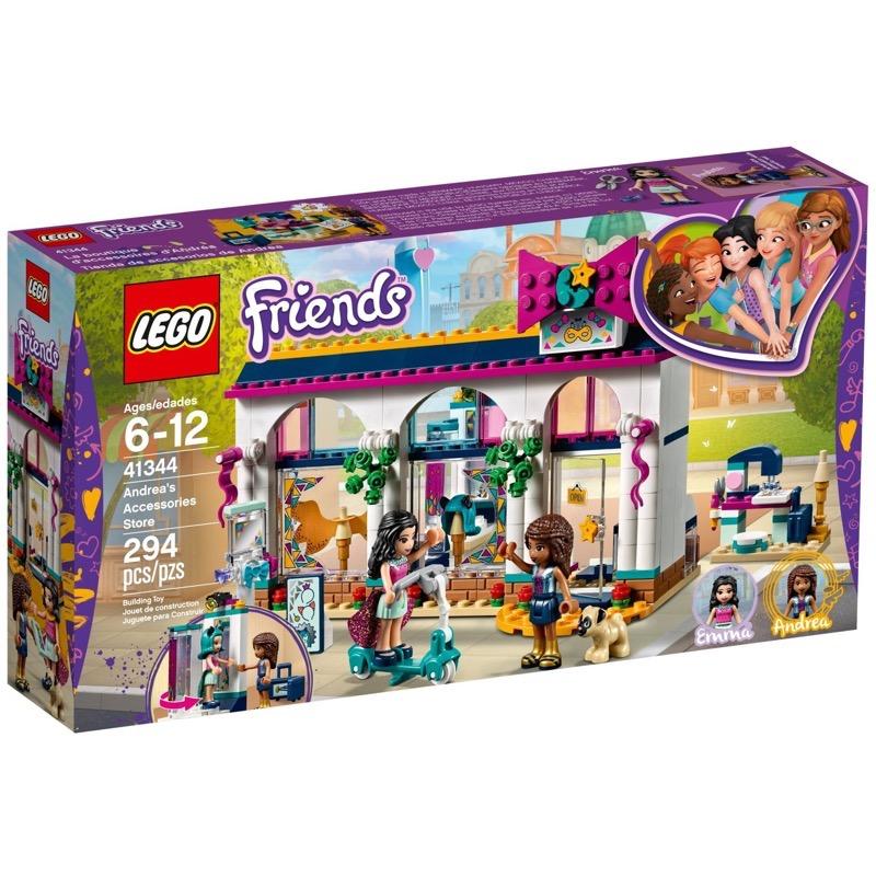 LEGO Friends 41344 เลโก้ Andrea's Accessories Store