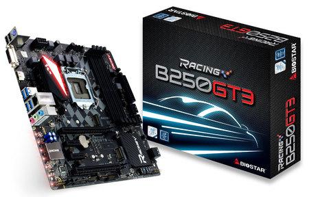 BIOSTAR B250 GT3 Socket 1151
