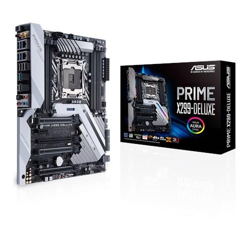 ASUS PRIME X299-DELUXE LGA2066