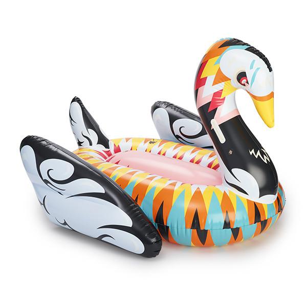 ห่วงแฟนซี Swan Artist float